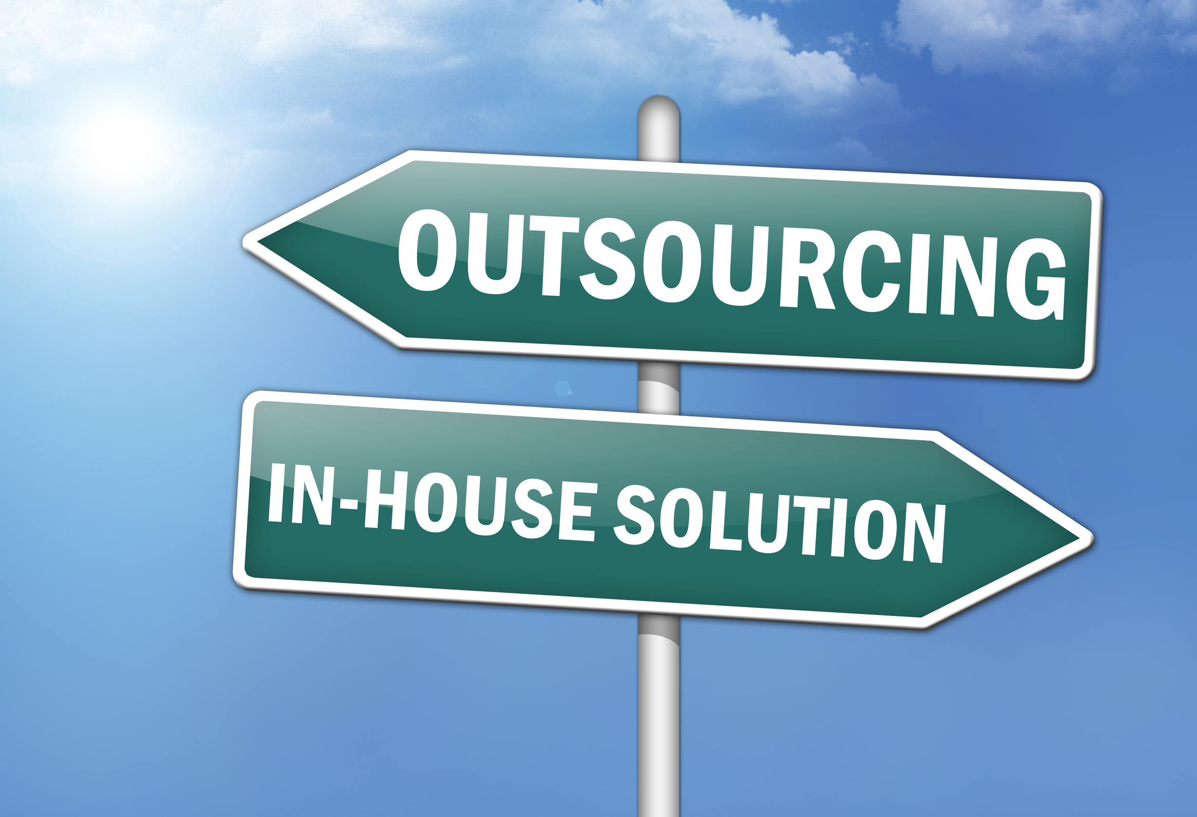 The Steps Involved in Data Processing by Outsourcing Firms